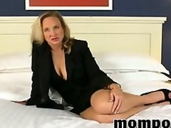Hot adult with big tits fucking POV