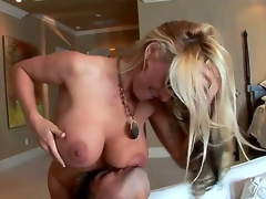 Milf Lovers out there.We got the pleasant Holly . This milf has an amazing figure on her and this babe is willing for some youthful cock. The so ever fortunate Sergio gets the blond goddess.