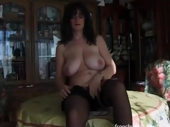 Erotic solo porn with large melons dark brown hotty
