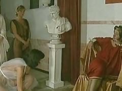 Fuckfest in Roman style