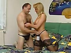 Sexy Aged Pair Sex