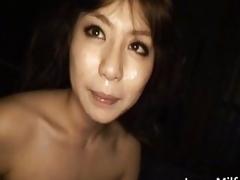 Aya Hirai lovely Oriental MILF