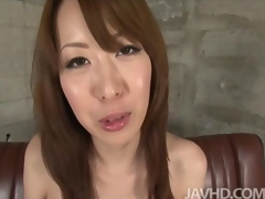 Misato Sakurai fingers plus toys say no to heart of hearts plus pussy